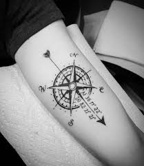 50 impressive compass tattoos designs and ideas 2018 page 2 of