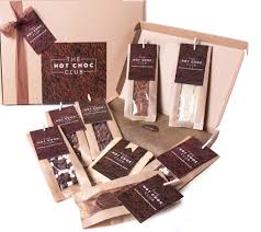 deluxe variety chocolate gift box by the choc club