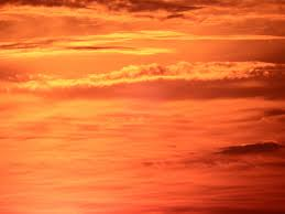 bright orange sunset sky free stock photo public domain pictures