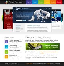 web design templates free html5 template for design company website monsterpost