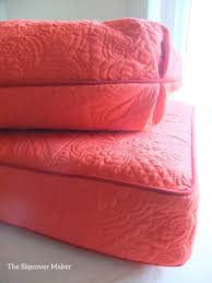 from quilted coverlet to custom cushion covers the slipcover maker
