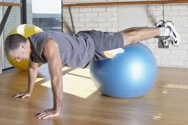 Sitting On A Medicine Ball At Desk You Can Use An Exercise Ball When You U0027re Overweight Or Obese