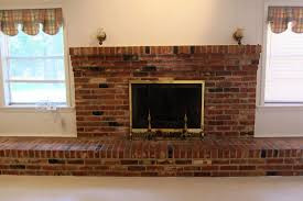 interior brick fireplace remodel ideas room ideas renovation