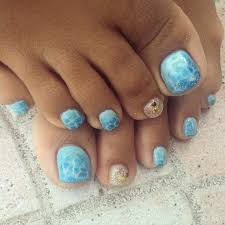 the 25 best beach toe nails ideas on pinterest beach pedicure