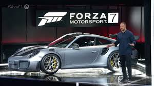 2018 porsche 911 gt2 rs revealed along with forza motorsport 7