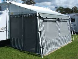 Roll Out Awning For Campervan Roll Out Awnings Pop Top Caravans Youtube