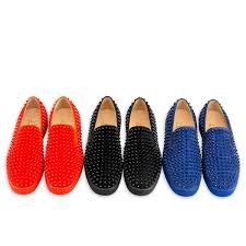 red christian louboutin men shoes christian louboutin shoes