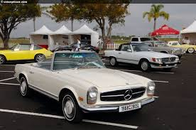 mercedes 280sl auction results and sales data for 1968 mercedes 280 sl