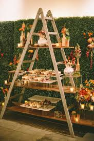 40 chic ways to use ladder on rustic country weddings rustic