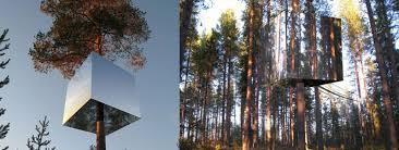 tree hotel sweden tree hotel sweden by tham videgard arkitekter