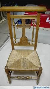 chaise d glise chaise d église prie dieu a vendre 2ememain be