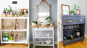 ikea bar hack exles of ikea bar cart hacks to inspire you gorgeous with grace