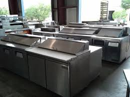 Refrigerated Prep Table by Orphaned Refrigrated Prep Tables Need A Good Home U2013 One Fat Frog