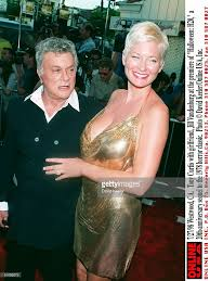 tony curtis with girlfriend jill vandenburg pictures getty images
