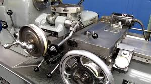 hardinge hc super precision chucking lathe w automatic threading