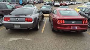 road test 2015 mustang 2015 mustang vs 2007 mustang how much better is it really