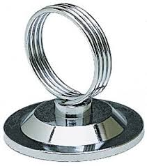 Buffet Sign Holders by Amazon Com New Ring Clip Place Cards Place Card Holder Menu