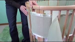 breathablebaby mesh crib liner how to install on an oval crib