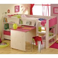 lit combiné bureau fille combine lit bureau