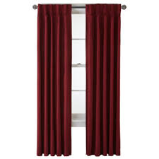 Thermal Curtain Lining Velvet Supreme Pinch Pleat Back Tab Thermal Curtain Panel