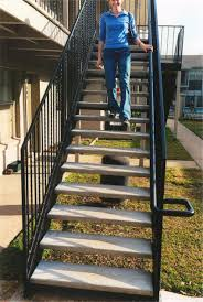 Precast Concrete Stairs Design Stair Treads Open Riser Stair Treads Photo Gallery