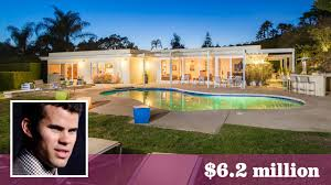 nba u0027s kris humphries drops 6 2 million on a house in beverly