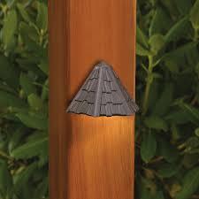 Kichler Deck Lights Lighting Kichler Low Voltage Deck Lights Led Lighting Step