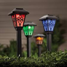 color changing solar lights outdoor on outdoor pendant lighting