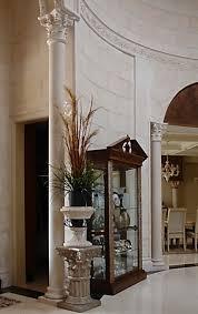 interior columns for homes marble column design interior marble column design for luxury