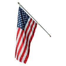 Flags American Buy Statesman American Flag Set With 3x5ft Nylon American Flag