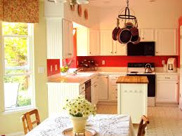 Red Kitchen Decorating Ideas Red And White Kitchen Decorating Ideas Outofhome Ripping With