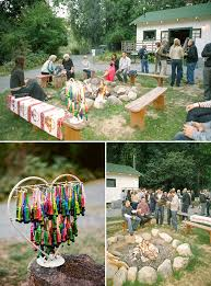 Backyard Bbq Wedding Ideas Welcome Wedding Bbq At Dawn Ranch Lodge