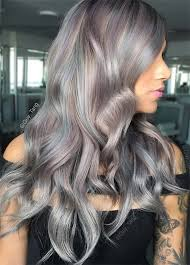 grey hair highlights and lowlights 85 silver hair color ideas and tips for dyeing maintaining your