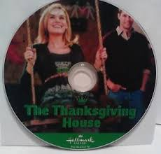 the thanksgiving house dvd of hallmark disc only no