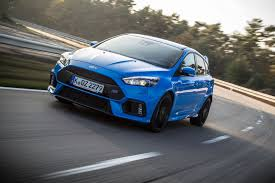ford focus rs 2016 first ride review by car magazine