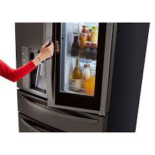 Lg French Door Counter Depth - lmxc23796d lg appliances 24 u0027 counter depth french door