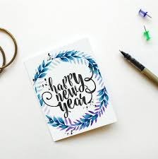 new year s cards new years printable 2018 card happy new year card printable new