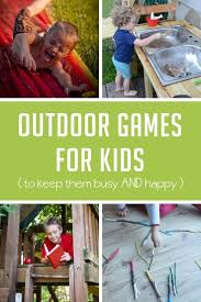Backyard Games Kids by 2136 Best Activities For Kids Roundups Images On Pinterest