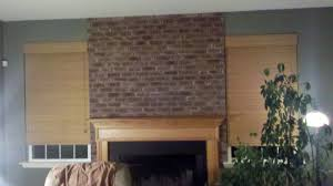 the handcrafted life finale to building a fireplace facade that