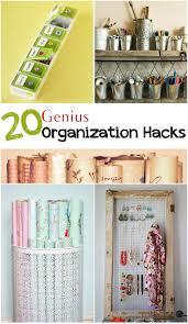 20 genius organization hacks picky stitch