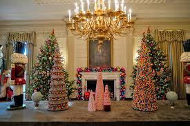 christmas at the white house home interiror and exteriro design