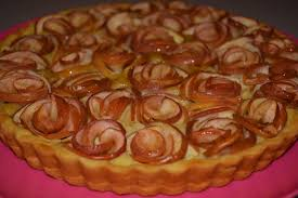 cakes by catriona apple rose tart