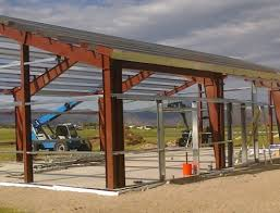 Pole Barn Shop Ideas Do You Need Garage Ideas Or A Shop Layout General Steel
