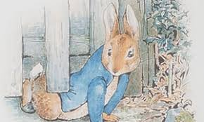 beatrix potter published peter rabbit books guardian
