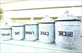 kitchen storage canisters sets storage of flour storage canister sets rustic kitchen canister set