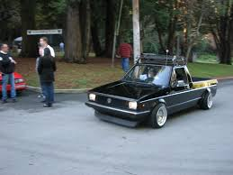 volkswagen rabbit truck lifted volkswagen caddy pickup lifted image 41