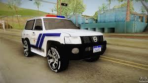 nissan patrol 1990 nissan patrol for gta san andreas