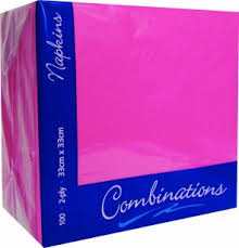 light pink paper dinner napkins candy pink napkins serviettes disposable packaging products