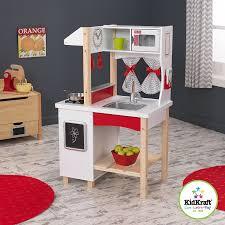 cuisine kidcraft amazon com kidkraft modern island kitchen toys