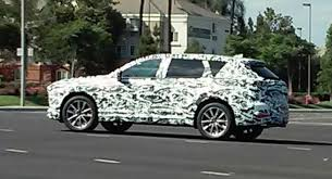 this looks like the all new 2017 mazda cx 9